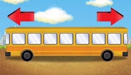 ¿Eres capaz de resolver el acertijo viral del autobús escolar?