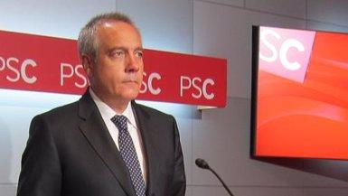 Citen a declarar com a investigat l'exlíder del PSC Pere Navarro pel cas Mercuri (EUROPA PRESS)