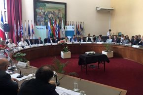 Foto: El proyecto Tajo Internacional se presenta en Uruguay como