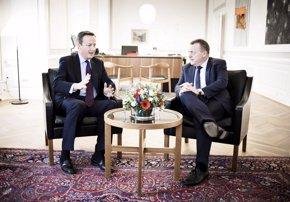 Foto: Cameron subraya que el posible acuerdo con la UE será irreversible (SCANPIX DENMARK / REUTERS)