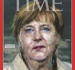 L'ONU presenta Merkel com una