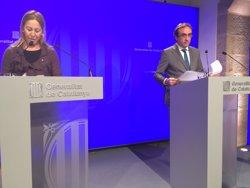 Rull creu que l'Estat vol guanyar als tribunals el que no guanya a les urnes (EUROPA PRESS)