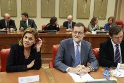Rajoy viatja a Barcelona per primera vegada des del pacte JxSí-CUP (EUROPA PRESS)