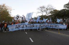 Foto: Argentina anuncia una propuesta para solucionar el conflicto con los 'fondos buitre' (REUTERS)