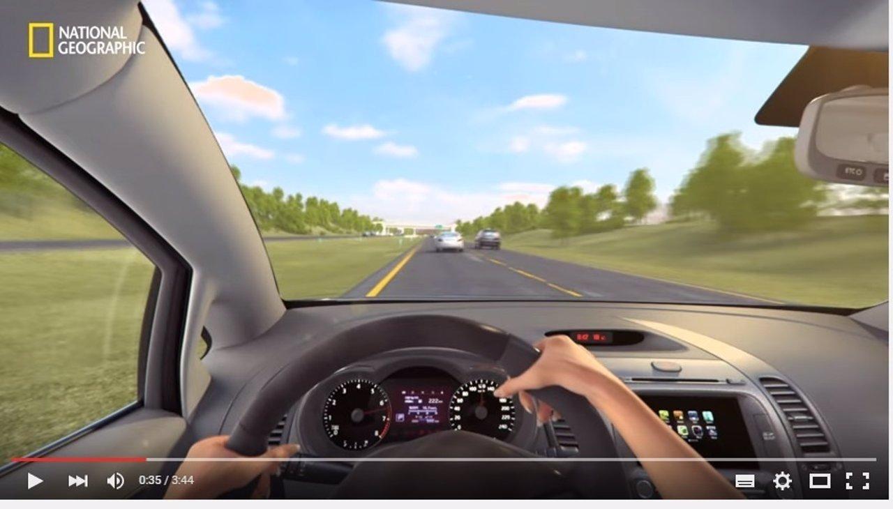 ¿Qué hay que hacer cuando los frenos del coche fallan mientras circulas?