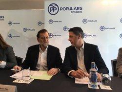 Rajoy diu que el PP està amb la