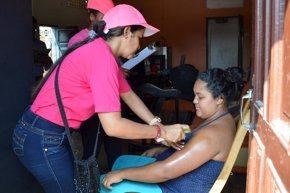 Foto: Ya son 3.177 las embarazadas infectadas por el zika solo en Colombia (REUTERS)