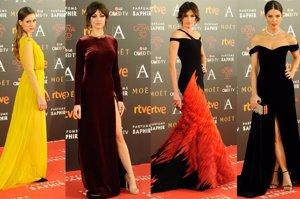Goya 2016: Todos los looks de ellas