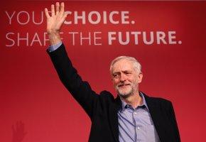 Foto: Los laboristas de Corbyn harán campaña por que Reino Unido se quede en la Unión Europea (STEFAN WERMUTH / REUTERS)