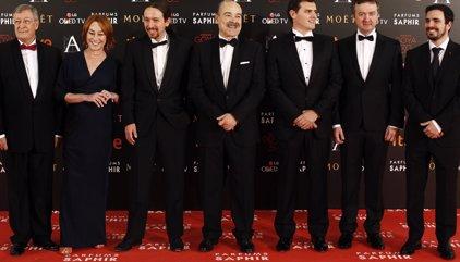 Los políticos roban protagonismo en los Goya 2016