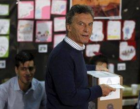 Foto: Macri advierte de que el Gobierno