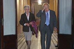 Jordi Pujol i Marta Ferrusola declaren dimecres a Audiència Nacional acusats de blanqueig (EUROPAPRESS)