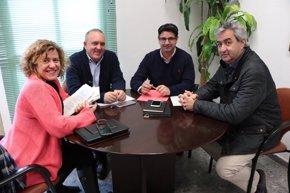 Foto: Ayuntamiento de Córdoba busca sinergias con Fides para impulsar iniciativas turísticas (EUROPA PRESS/IU CORDOBA)