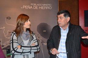 Foto: Junta valora el Centro Visitantes de Peña de Hierro de Nerva por su equipamiento referente (EUROPA PRESS/JUNTA DE ANDALUCÍA)