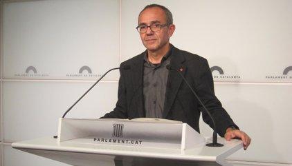 Coscubiela (SíQueEsPot) demana a JxSí i la CUP presentar lleis de desconnexió al Parlament