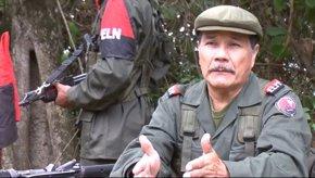 Foto: El ELN pide un alto el fuego bilateral al Gobierno para lograr un