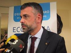 Santi Vila es reunirà aquest dilluns amb el ministre de Cultura a Madrid (EUROPA PRESS)