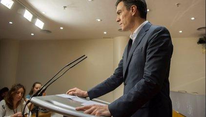 Sánchez proposa a Rajoy una reunió aquest dimecres al Congrés