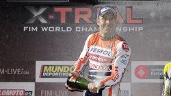 Toni Bou conquereix Barcelona i el lideratge del Mundial d'X-Trial (REPSOL MEDIA SERVICE)