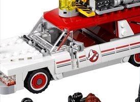 Las nuevas Cazafantasmas ya tienen set de LEGO
