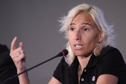 El Consell Superior d'Esports retira a Marta Domínguez la condició d'esportista d'alt nivell (EUROPA PRESS)