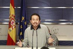 Pablo Iglesias rebutja l'empresonament dels titellaires i defensa l'Ajuntamet de Madrid (EUROPA PRESS)