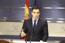 El PSOE proposa iniciar el 2017 la redacció de la reforma constitucional sense aprofundir en el contingut (EUROPA PRESS)