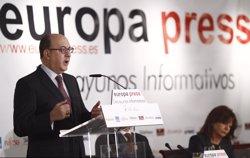 Roldán augura que el crèdit veurà xifres positives a finals d'any si no hi ha cap accident (EUROPA PRESS)