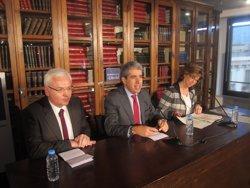 Mascarell veu interès diplomàtic en el procés independentista com a delegat a Madrid (EUROPA PRESS)