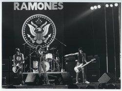 Una gran exposició recordarà Ramones al Queens Museum de Nova York (RYNSKI SUE)