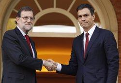 Rajoy veurà Sánchez dimecres i li dirà que l'única hipòtesi que veu és seguir com a president, segons Alonso (EUROPA PRESS)