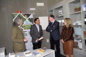 Foto: Abre en La Rábida, en la provincia de Huelva, un punto de información turística (EUROPA PRESS/DIPUTACIÓN DE HUELVA )