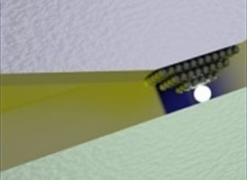 El interruptor más pequeño del mundo sólo utiliza un átomo