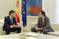 Rajoy i Rivera es reuniran dijous (EUROPA PRESS)