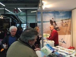 Foto: La provincia de Huelva presenta en el mercado francés sus nuevos productos turísticos (EUROPA PRESS/PATRONATO DE TURISMO)