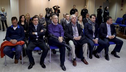 El tribunal absol l'excomptable de l'Institut Nóos, Miguel Tejeiro