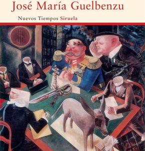 Foto: José María Guelbenzu publica 'Los poderosos lo quieren todo':