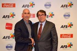 Jorge Pérez proposa jugar la final de Copa al Bernabéu i La Peineta durant deu anys (AFE)