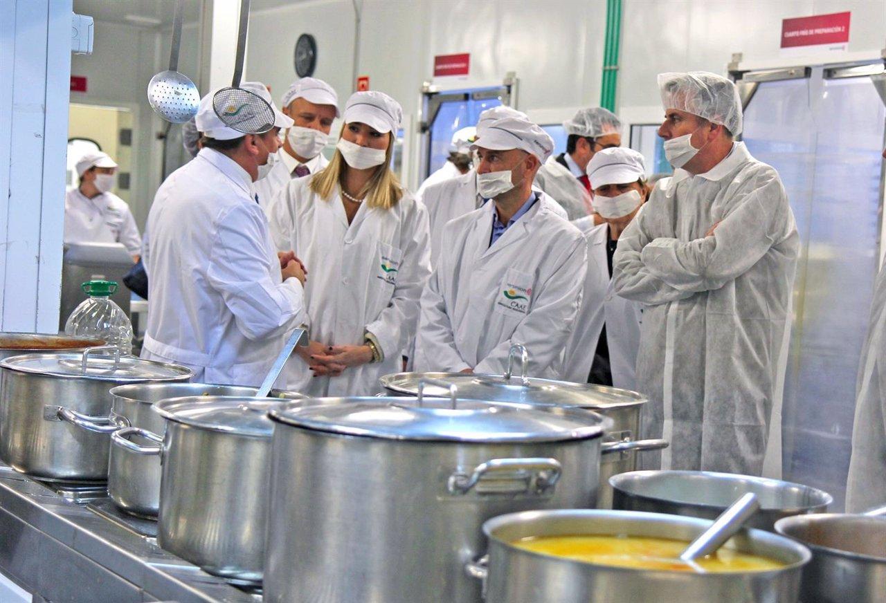 Multiplican por cinco los productos ecol gicos en los comedores escolares - Comedores escolares malaga ...