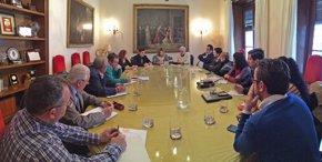 Foto: La Diputación de Cáceres y las comarcas constituyen el Consejo de Mancomunidades para planificar actuaciones  (DIPUTACIÓN DE CÁCERES)