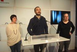 La CUP demana al Govern desplegar l'annex social de la declaració de ruptura (EUROPA PRESS)