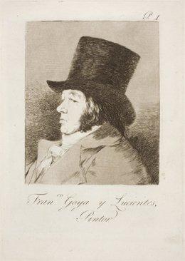 La Biblioteca de Aragón acoge esta muestra sobre Goya
