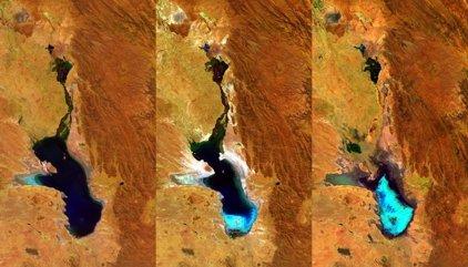 Desaparece por completo el lago Poopó, el segundo más grande de Bolivia