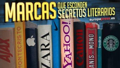 Yahoo, Starbucks o Anís del mono: marcas que esconden secretos literarios