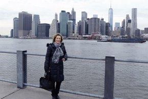 Foto: Julia Navarro narra desde Nueva York la 'Historia de un canalla', la de