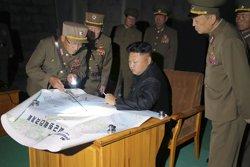 Corea del Nord executa el cap de l'Exèrcit per corrupció (KCNA KCNA / REUTERS)