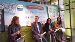 Danone llança a Espanya el iogurt ecològic 'Las 2 Vacas' aquest dijous (EUROPA PRESS)