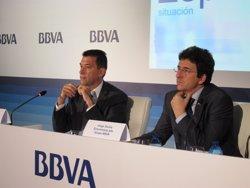 BBVA veu lluny una altra crisi financera i creu que hi ha una sobrereacció dels mercats (EUROPA PRESS)