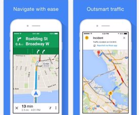 Google Maps pone fin a la interrupción de la navegación GPS por llamadas
