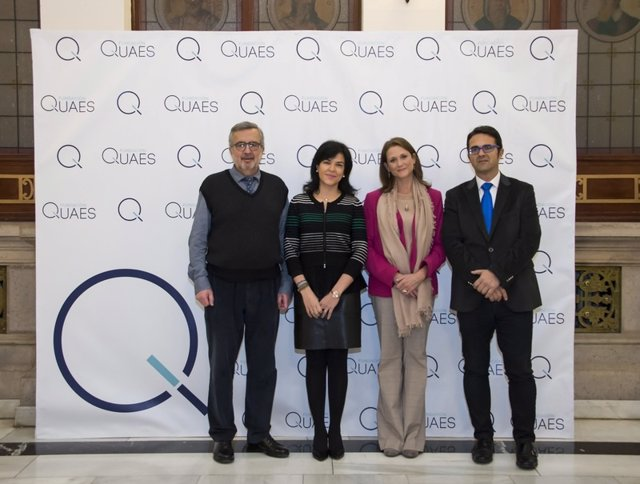 Presentación Fundación QUAES